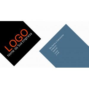 Cartão de Visita - Blocos